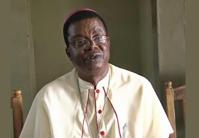 Don't vote for politicians above 60 years – Catholic Bishop