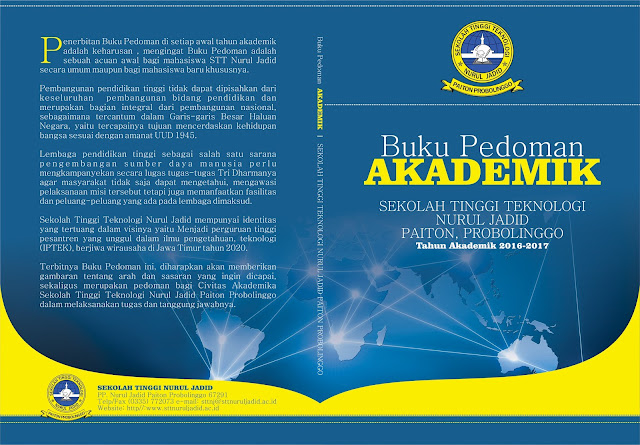 COVER Buku Pedoman Akademik