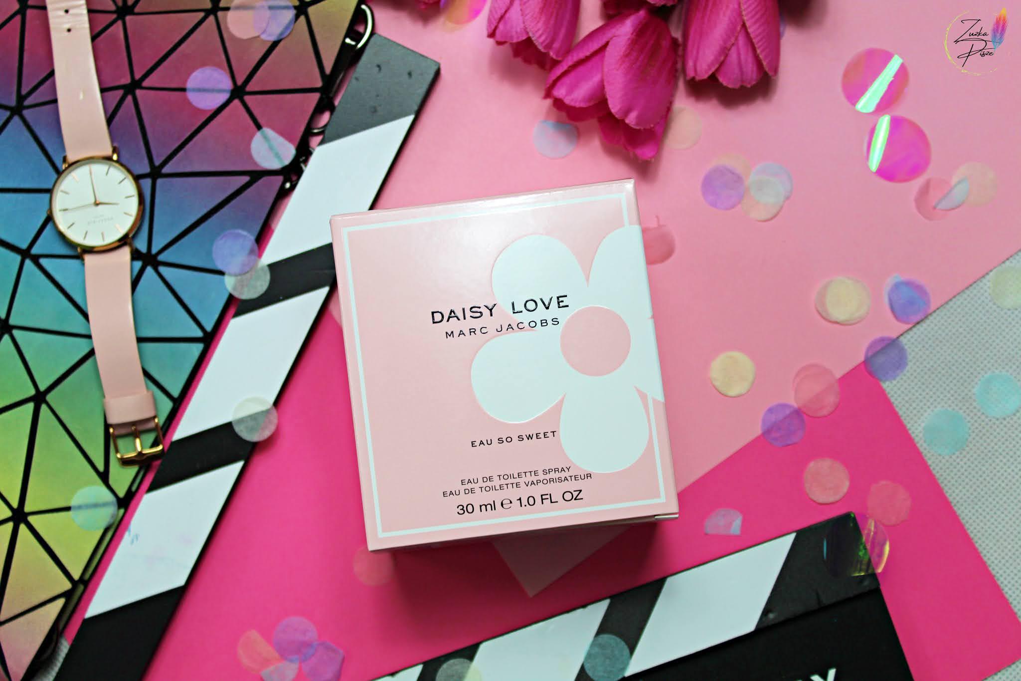 Woda toaletowa Marc Jacobs DAISY LOVE Eau So Sweet