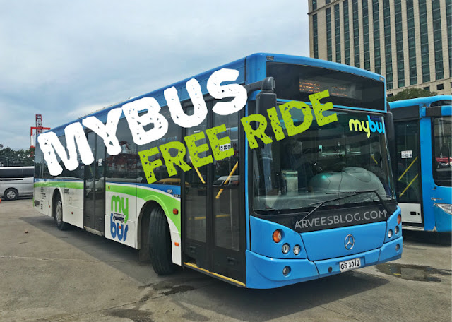 MyBus Free Ride from BDO Fuente Osmena to SM Seaside City Cebu and vice versa