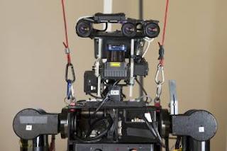 Il robot DRC-HUBO