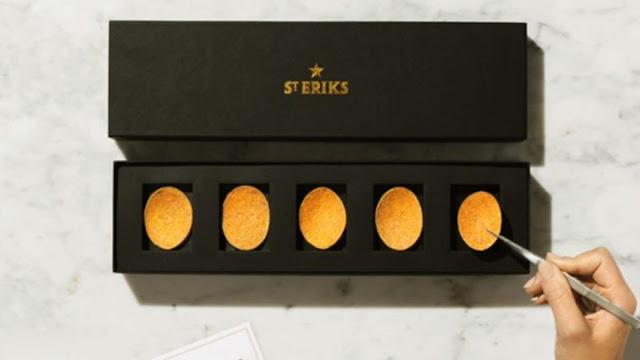 ये है सबसे महंगी आलू चिप्स, 5 पीस के लिए देने होंगे 5000 रूपए