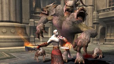 Download God of war 2 on Android in (200)mb - Play the games