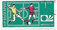 Selo Copa do Mundo FIFA de 1974, 1 ст