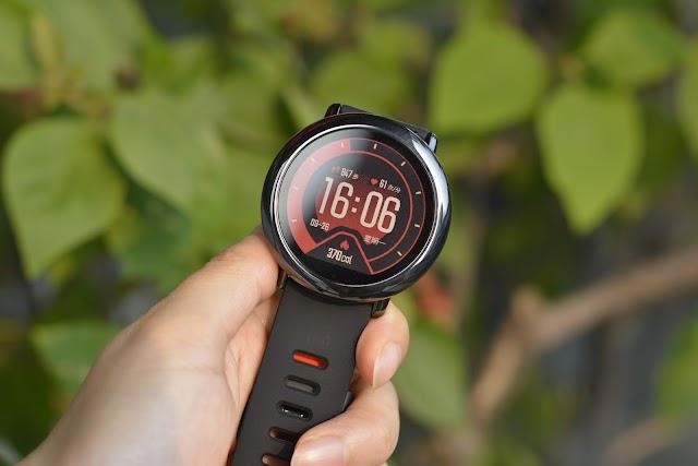 【2017米粉節】小米香港推出新品 Amazfit運動手錶