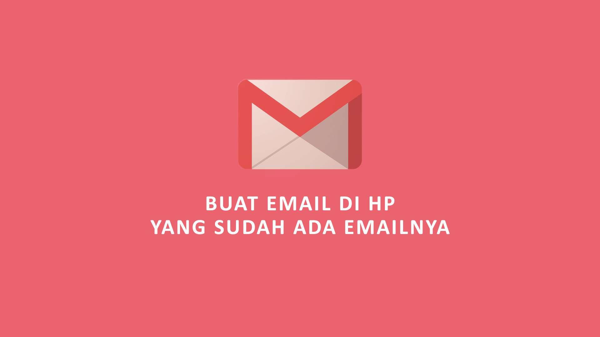 2 email dalam 1 hp