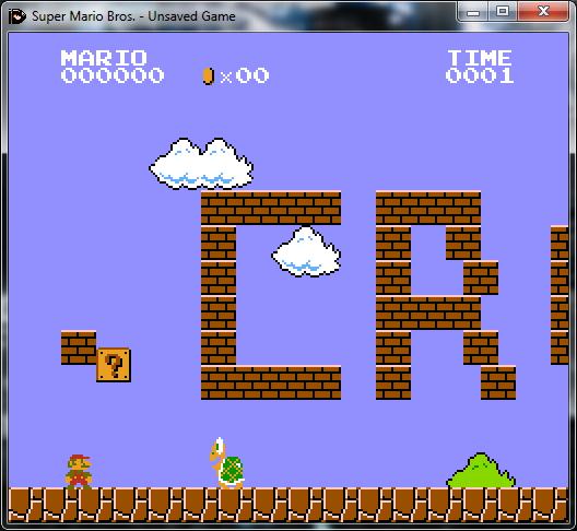 Cara Membuat Game Super Mario Paling Gampang
