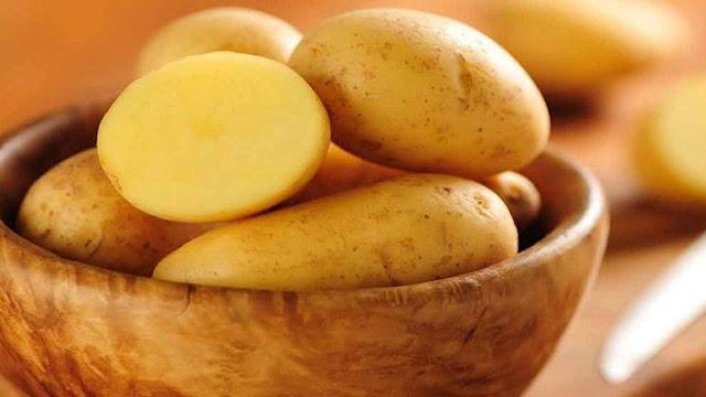 Jangan biarkan kentang terksidasi