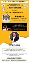 Monthly Lecture Series: Legal Issues Arising From The Management Of Hindu Religious Institutions, Limited seats, Register Now