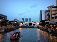 tempat wisata di singapore, wisata singapore, sungai singapura, singapore river cruise,