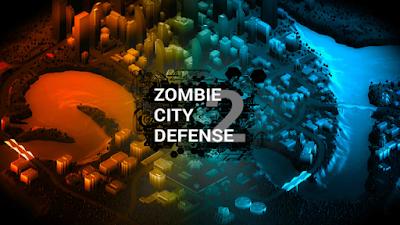 Download Gratis Zombie City Defense 2 apk