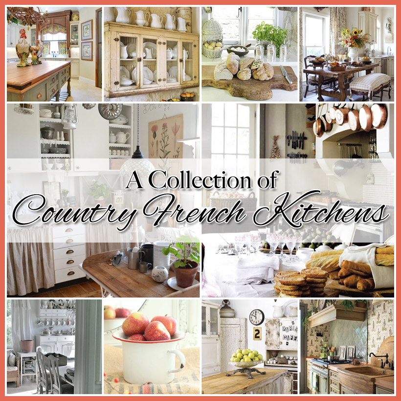 French Country Kitchen Accessories: 30+ Cottage Kitchens And Accessories