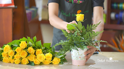 Cách giữ hoa tươi lâu bằng những mẹo đơn giản