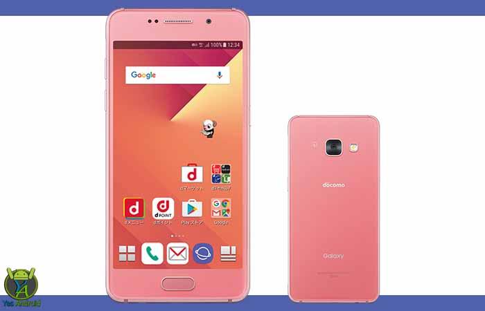 SC04JOMU1ARA3 Docomo Samsung Galaxy Feel SC-04J Stock Firmware Android 7.0 Nougat Download