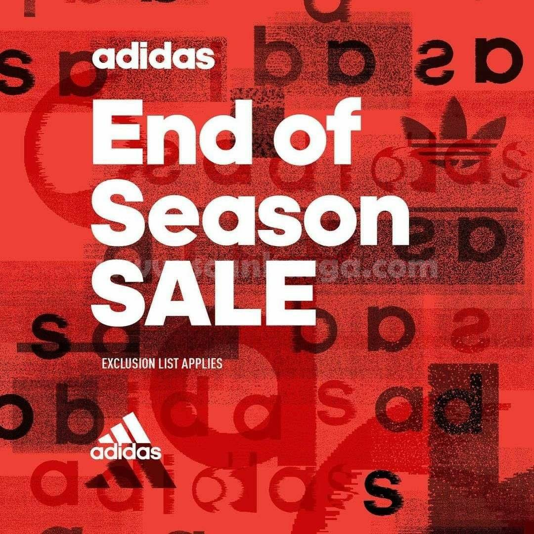 ADIDAS Promo End Of Season SALE! Discount up to 50% Off