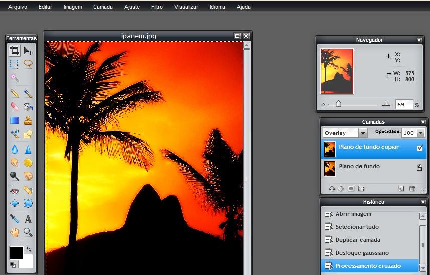 fotoshop gratis em portugues