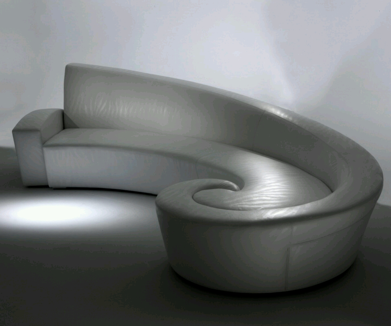 Modern beautiful white sofa designs.