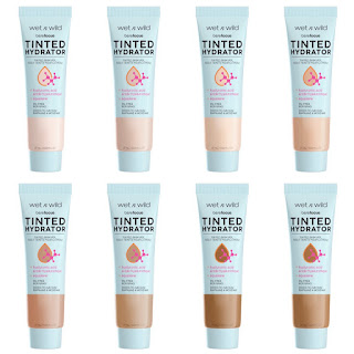 wet n wild Bare Focus Tinted Hydrator