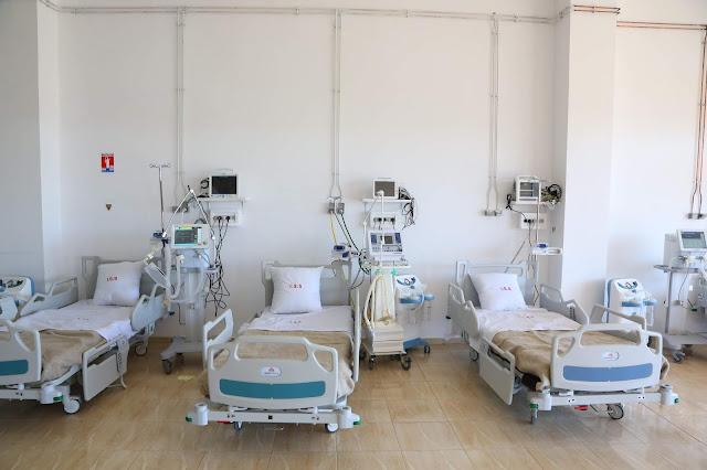 """ضبط عدد من مرضى """"كورونا"""" يسرقون تجهيزات المستشفى الميداني ببنسليمان"""