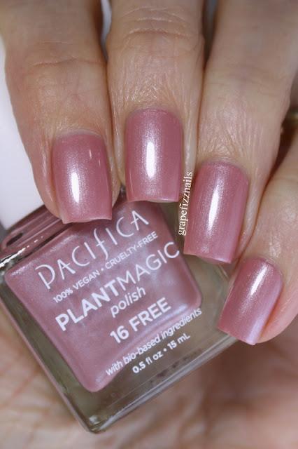 Pacifica Plant Magic Polish Pink Cloud