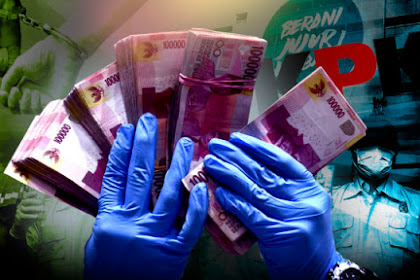 KPK Amankan Uang saat OTT Pejabat Kemensos, Diduga Terkait Suap Bansos Corona