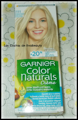 Tinte para cabello Color Naturals Creme de Garnier en Notino