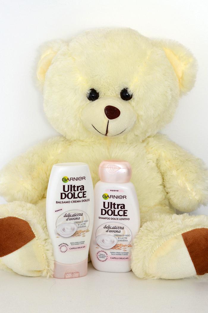 shampoo balsamo ultra dolce avena