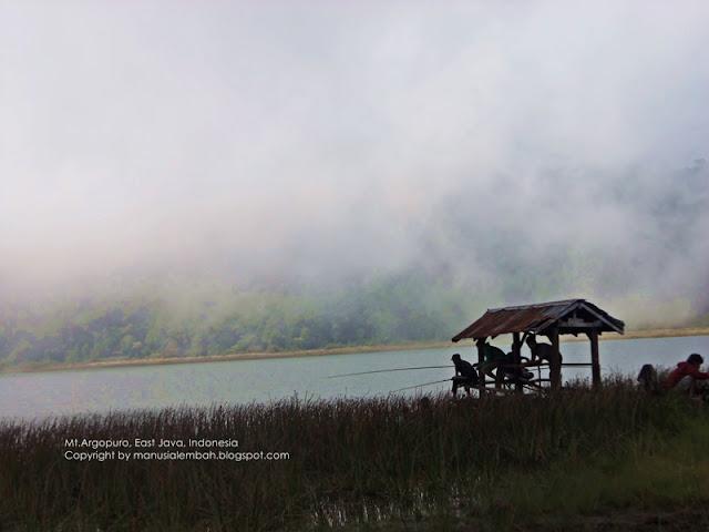 danau taman hidup