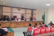 """PN Selong Gelar Sidang Perdana 9 Terdakwa Kasus Tewasnya Warga Sipil """"Alm. Zainal Abidin"""