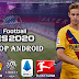 EFOOTBALL PES 2020 LITE ANDROID OFFLINE PLAYERS LEGENDS, NEW INTERFACE AND BALLS - DLS CLASSIC