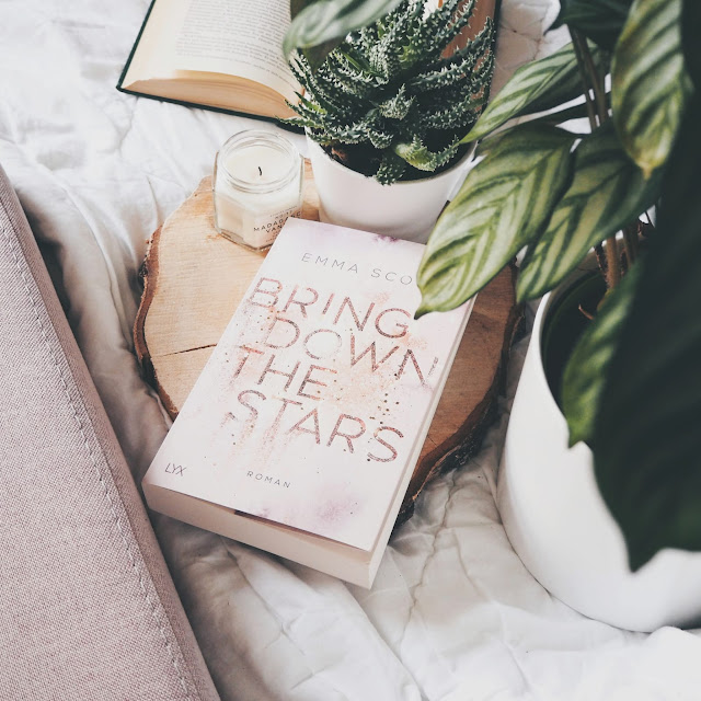 Rezension Bring Down The Stars Emma Scott Pink Mai Books