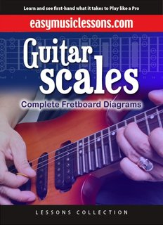 Guitar Scales Easy Music Lessons PDF Books By Easy Music Lessons