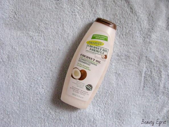 Органический кондиционирующий шампунь Palmer's Coconut Oil Formula с витамином Е