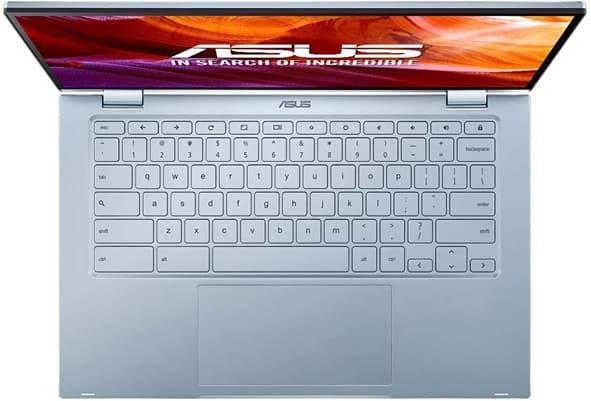 ASUS Chromebook Flip Z3400FT-AJ0111: convertible de 14'' con pantalla multitáctil, autonomía de 8 horas y teclado retroiluminado