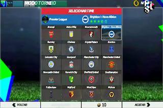 FTS Mod PES Soccer v1.5 2020/2021