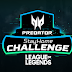 "Hoy se disputa la final del ""Predator Stay Home Challenge"" de League of Legends 