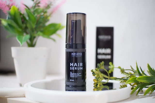 kelaya hair serum
