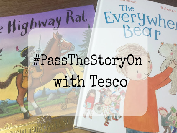 #PassTheStoryOn with Tesco
