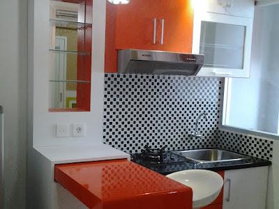 Dapur Rumah Sederhana Cantik