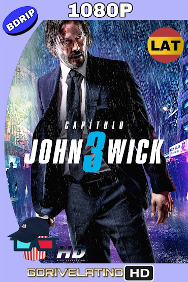 John Wick: Capítulo 3 – Parabellum (2019) BDRip 1080p Latino-Ingles MKV