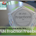 Fun Fraction Review Project