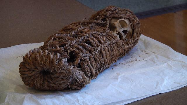 X-Rays reveal secrets about ancient Peruvian mummy's history