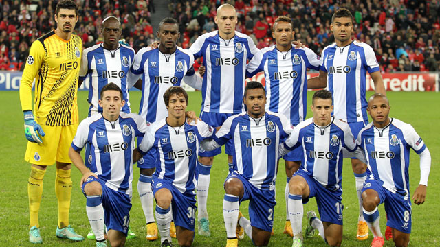 Portekiz Ligi Şampiyonları FC Porto - Kurgu Gücü