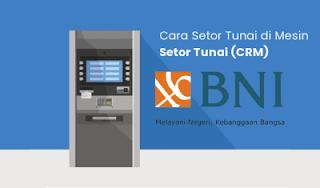 Cara Setor di ATM Setoran Tunai Medan