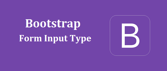 Bootstrap Form Inputs, Form Control Supported by Bootstrap