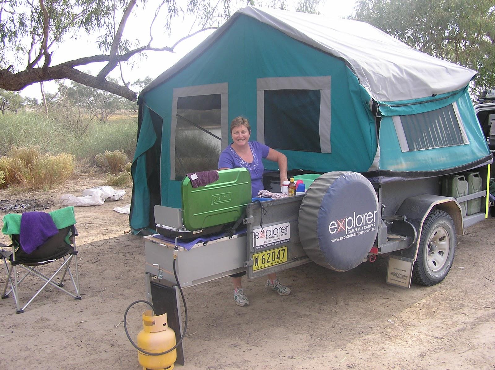 explorer campers