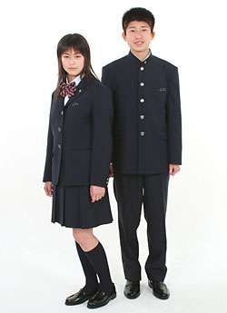 6ce4ec390948d5 Nearly every junior high school has a uniform. Traditional uniforms are  sailor suits for girls (where did you think Sailor Moon and friends got  their ...
