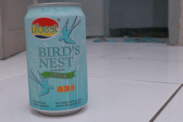 Minuman Kaleng Sarang Burung Walet