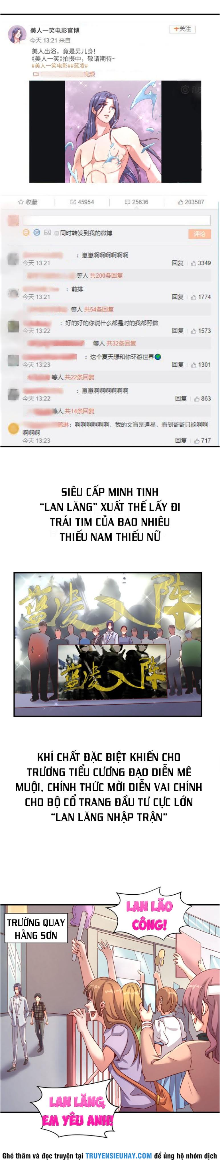 Người Chặn Xuyên Không Chapter 13 video - Hamtruyen.vn