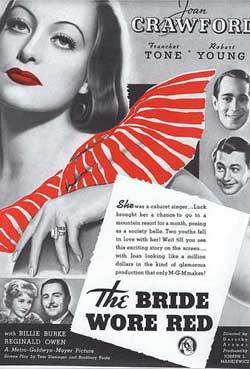 The Bride Wore Red (1937)